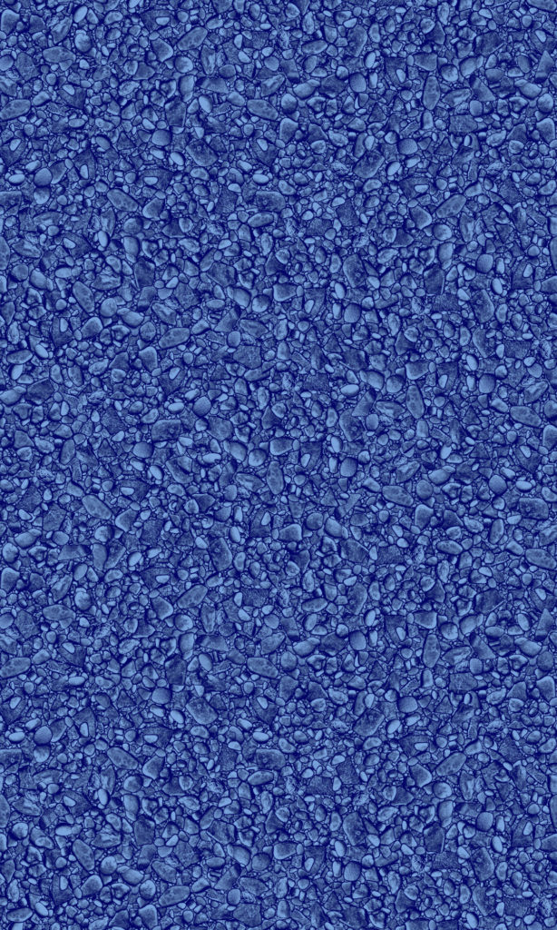 Pebble Blue Floor