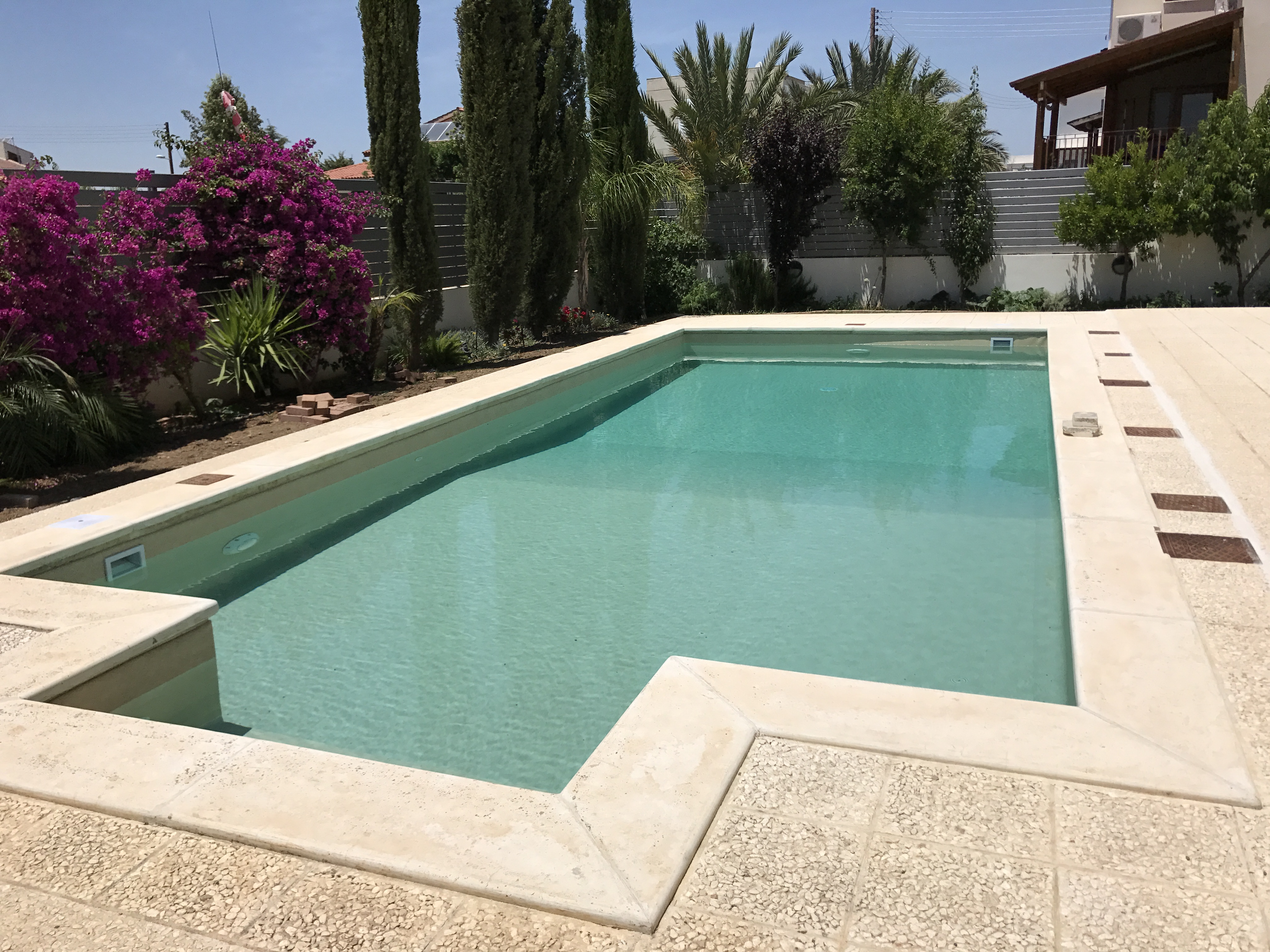 StoneFlex Jasper Sand Pool