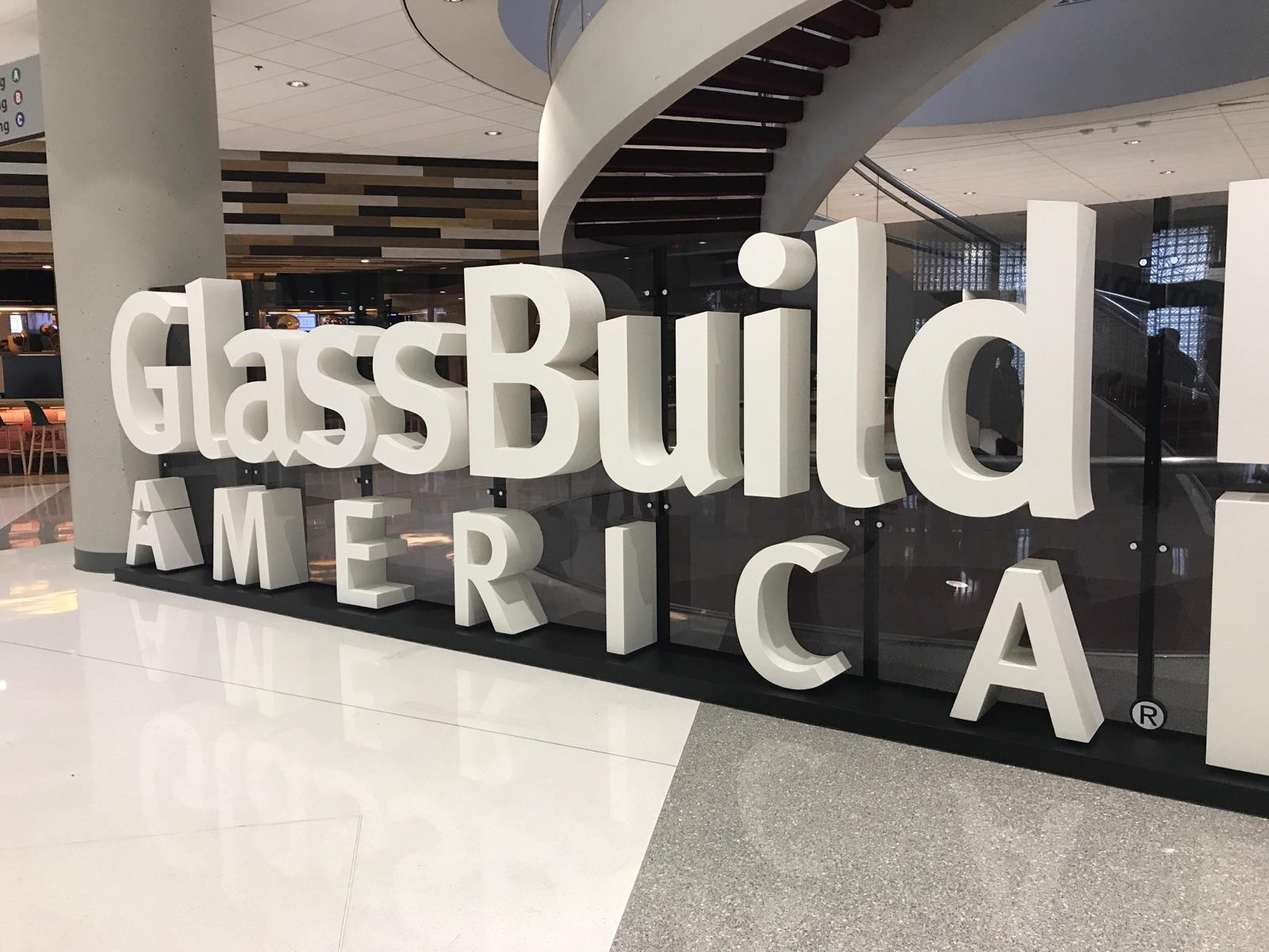 At GlassBuild America 2017